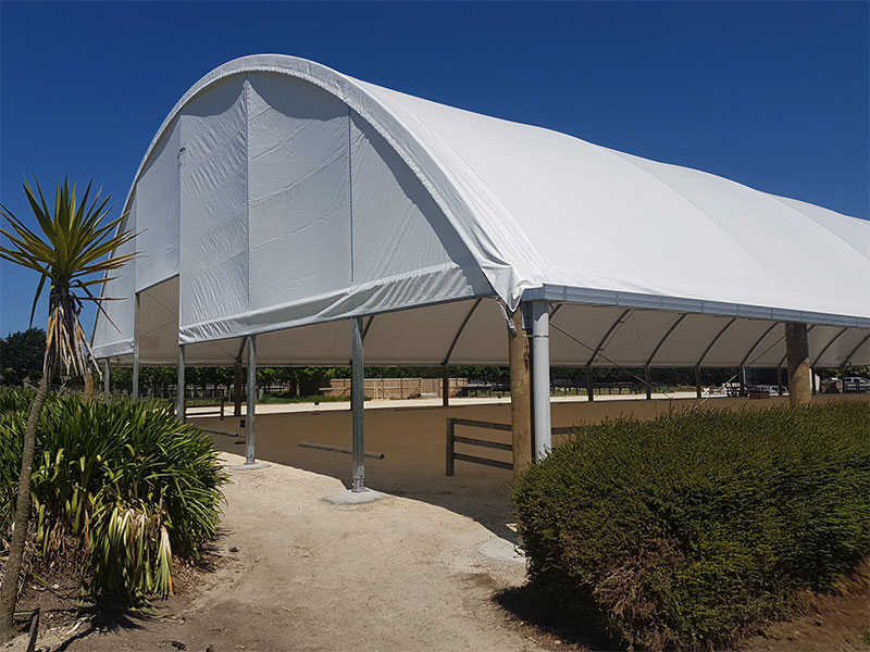 Animal Shelter Dome