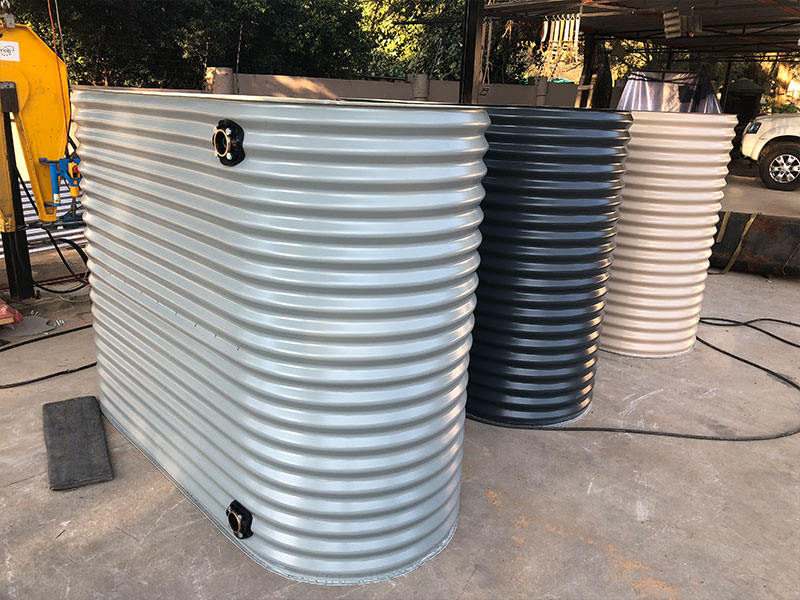 Water Tank Charity Project 2019