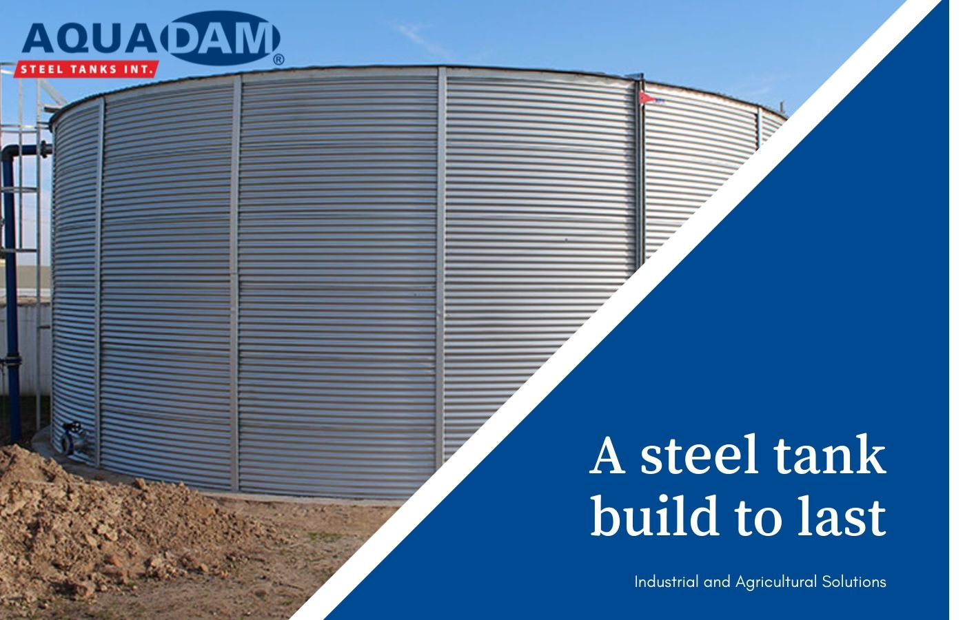 A steel tank built to last