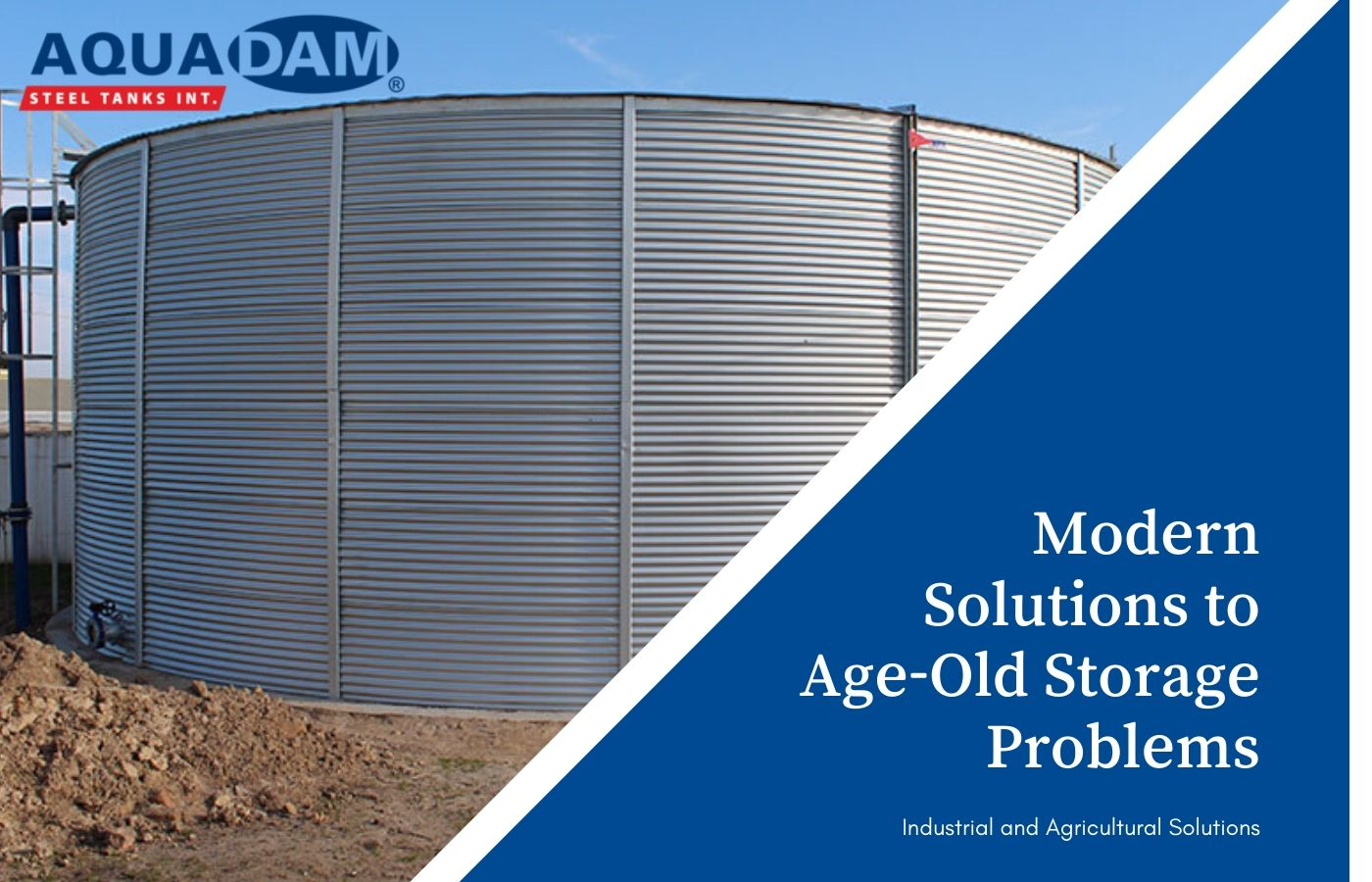 Modern Solutions to Age-Old Storage Problems