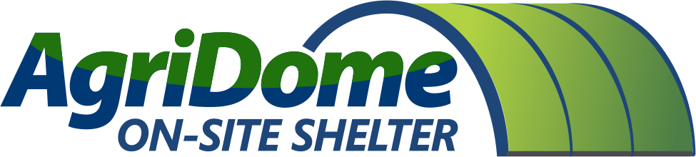 Agridome on-site shelter