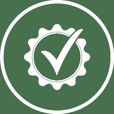 Aquadam certified icon