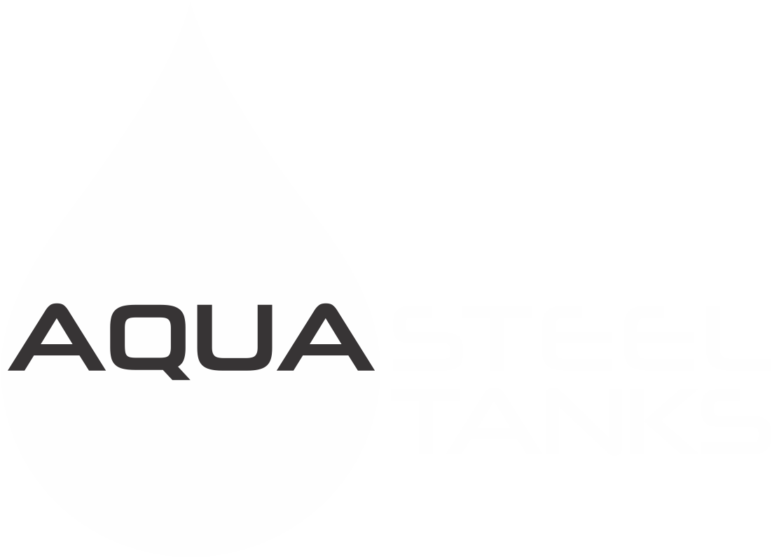 Aquasteel tanks logo