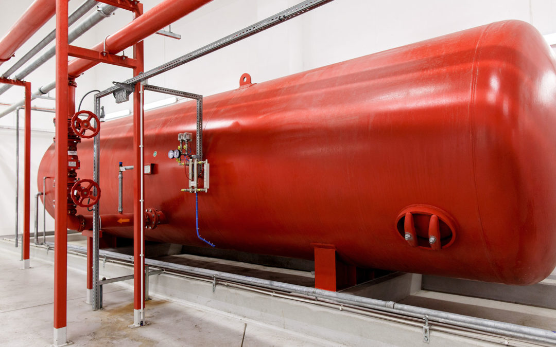 Benefits of Fire Protection Water Tanks